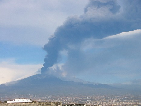 La cenere vulcanica for Cenere vulcanica
