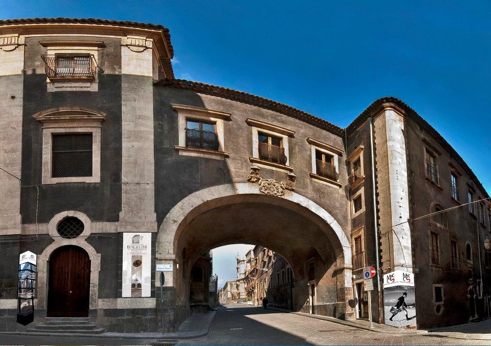 Levostrefoto for Sito storico